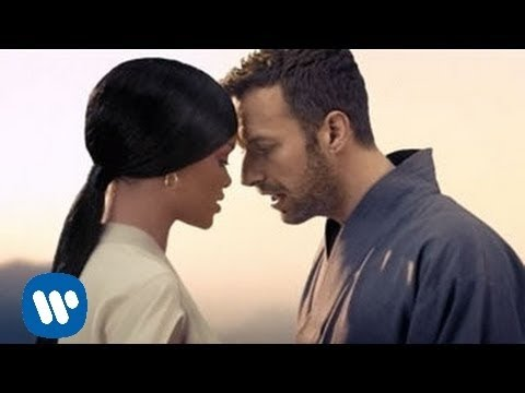 Coldplay ft  Rihanna :   Princess Of China