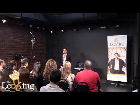 Leo King Tour Clips: NYC Intro Astrology, Collective Consciousness, Rabbit Hole