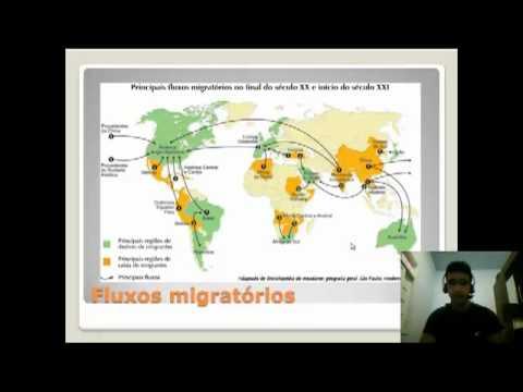 Os Fluxos Migratórios e os seus efeitos na produção e transformação das culturas - Parte 01