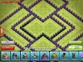 Clash Of Clans - Top 5 TH8 Farming Bases!