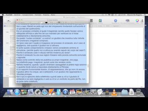 Ibooks Author - Guida per iniziare