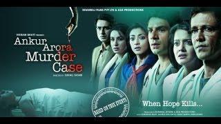 Ankur Arora Murder Case | Hindi Trailer