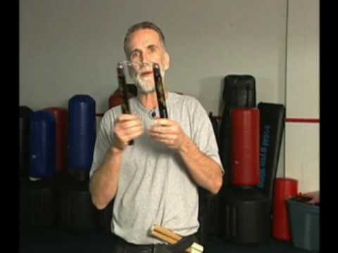 Lee Barden, Difference Between Pro Chux And Dinosaur Chux in Freestyle Nunchaku