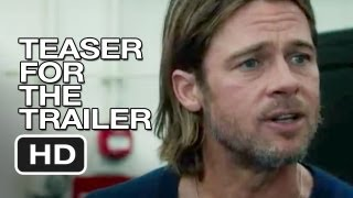 World War Z Entertainment Tonight Teaser (2013) - Brad Pitt Movie HD