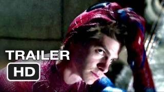 The Amazing Spider-Man Official Trailer - Andrew Garfield Movie (2012) HD