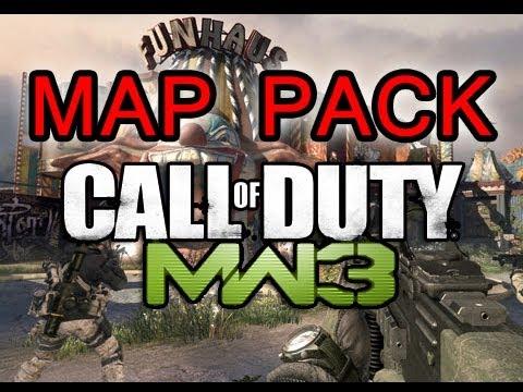Modern Warfare 3 - NEW! MAP PACK INFORMATION! CoD MW3 DLC INFO! Nostalgic Map Pack