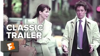 Two Weeks Notice (2002) Official Trailer - Hugh Grant, Sandra Bullock Movie HD