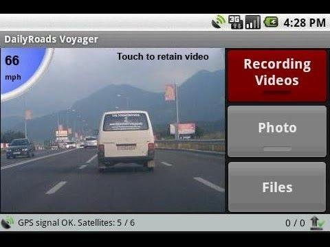Обзор программ видеорегистраторов для андроид