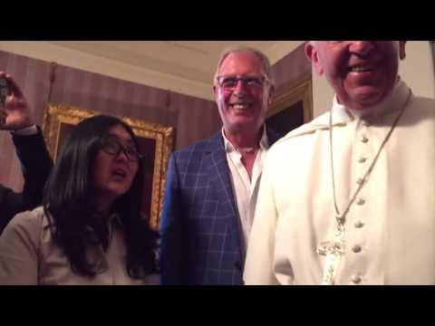 El Vaticano confirma encuentro del papa Francisco…