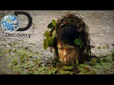 DISCOVERY CHANNEL (FORBIDDEN EP9) with ANDREW UCLES
