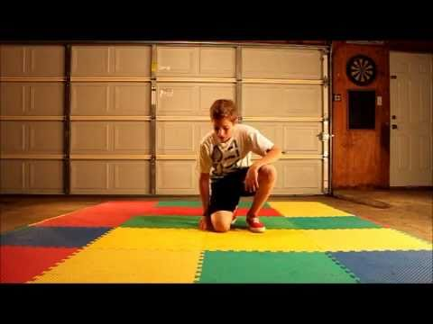 How To Breakdance: Windmill Tutorial/Guide.