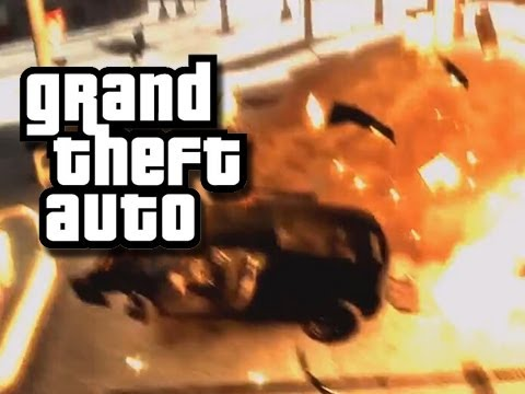 The BEST of GTA Funny Moments! #1 (I Can't Wait for GTA 5!)
