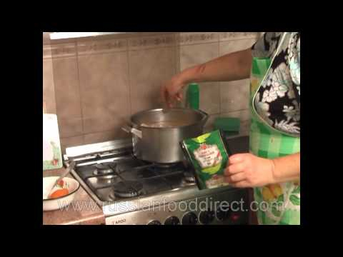 Russian Food Recipe - Holodets