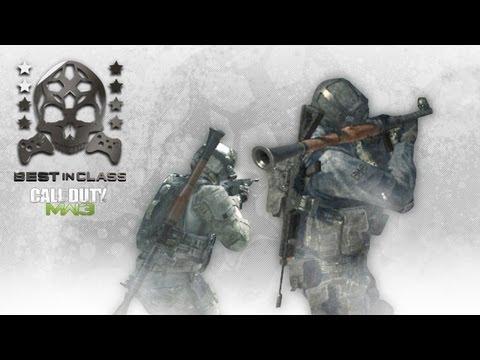 Best in Class - Modern Warfare 3: Best Support Class - UCKy1dAqELo0zrOtPkf0eTMw