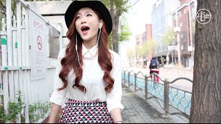 UPTOWN FUNK - Mark Ronson ft. Bruno Mars cover by Kate Kim!