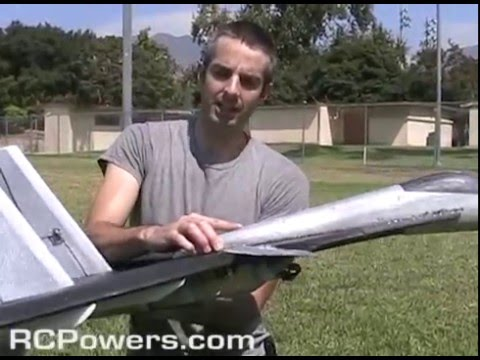 SUPER ADVANCED RC JET (MUST SEE!!!)