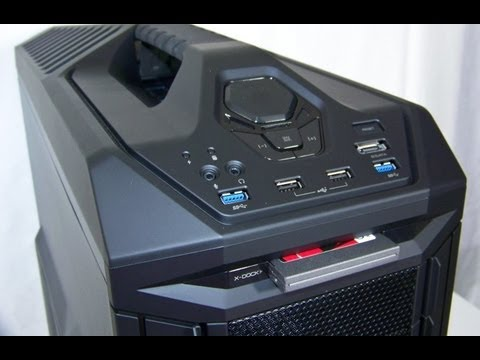 Futurelooks Previews the NEW Cooler Master CM Storm Trooper Gaming Case