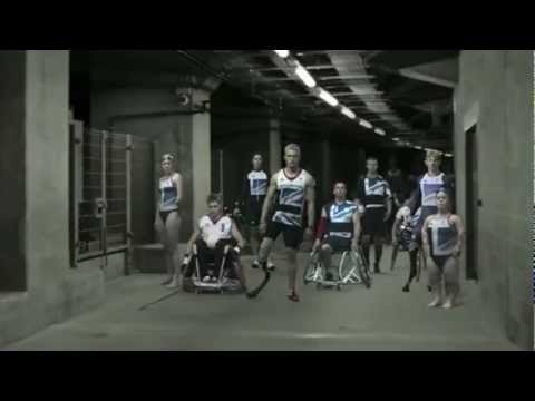 INSPIRATIONAL! London Paralympics 2012 'Do You Think I'm Able' by Ben Haynes