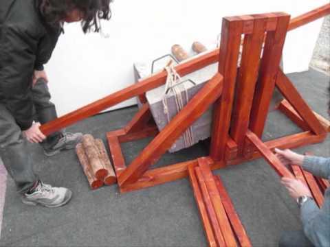 Macchina con legni corti di Erodoto da niccolaigabriele.com