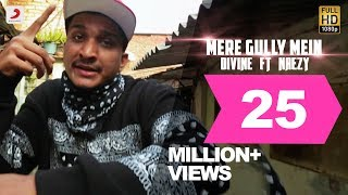 Mere Gully Mein - DIVINE feat. Naezy  Official Music Video With Subtitles