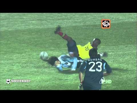 Argentina Vs Colombia (0-0) Copa America 2011