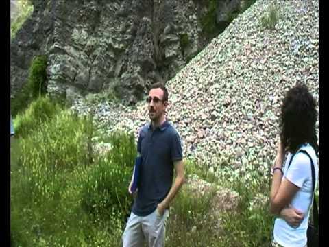 Geologia della Valle del Vajont - Le Geoescursioni del Reggipoggio
