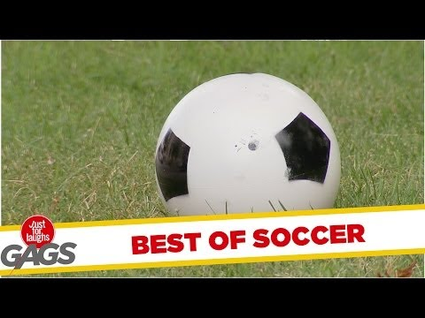 Best of Soccer – Best of Just for Laughs Gags