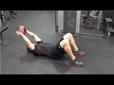 Personal Fitness Tips : How to Work Out While Lying Down