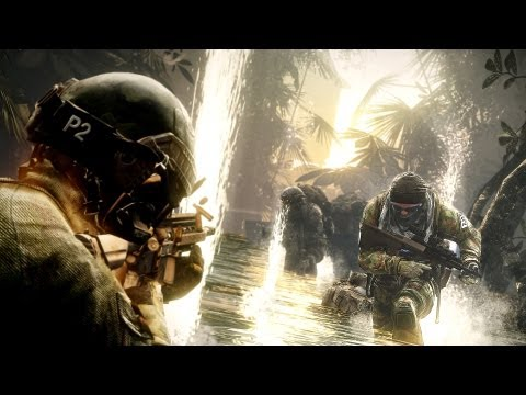 Medal of Honor Warfighter Fire Team Multiplayer Gameplay Trailer