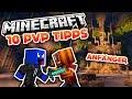Minecraft - 10 PvP Tipps für Anfänger! (Deutsch/German)
