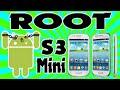 Hacerle Root a Samsung Galaxy S3 Mini | i8190/L | Español | FULL | 2014