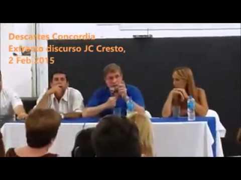 <b>Juan Carlos Cresto:</b> &quot;Scioli es el mejor candidato para ganarle a Macri y Massa&quot;