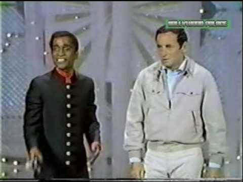 Sammy Davis Hosts Hollywood Palace with The Supremes & Raquel Welch (2 of 6)