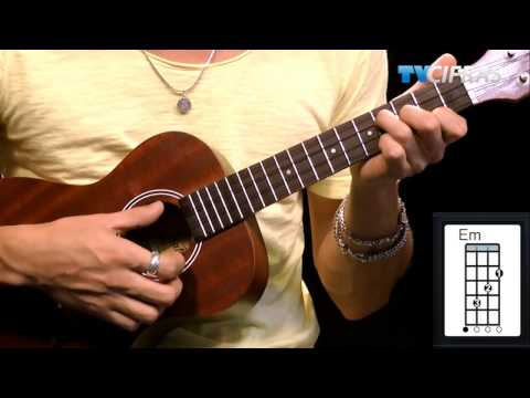 Jack Johnson - Breakdown - Aula de Ukulele - TV Cifras