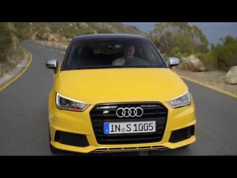 Der neue Audi S1 und Audi S1 Sportback