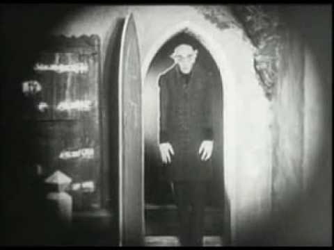 Nosferatu 1922- F. W. Murnau