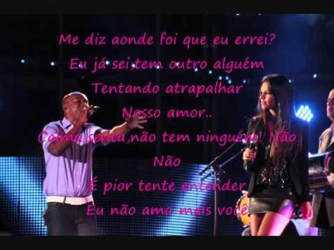 Tiaguinho (exalta) e Mariana Rios  - Viver Sem Ti.