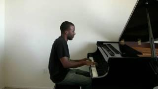 Say Ahh - Trey Songz Piano Cover