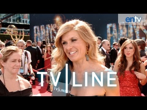 Emmy 2013: Connie Britton Talks Nashville Season 2 - TVLINE
