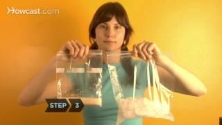 Cómo Hacer Helado Casero en una Bolsa de Plástico