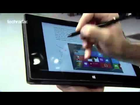 Microsoft Surface Tablet 2012 Preview: Specs, Release Date, Price