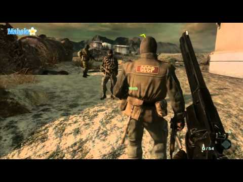 "Call of Duty: Black Ops Veteran Mode Walkthrough - Mission 4 ""Executive Order"" Part 1"