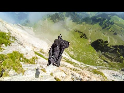 GoPro: Wingsuit Pilot Jeb Corliss on His Crash and Recovery