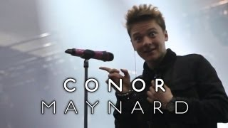 Conor Maynard - Ne-Yo Tour Diaries - Newcastle
