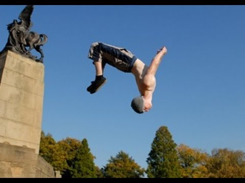 GoPro HD: Parkour Tricking