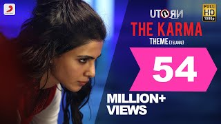 U Turn - The Karma Theme (Telugu) - Samantha  Anirudh Ravichander  Pawan Kumar