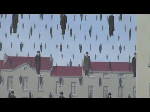 euronews le mag - Magritte à Vienne