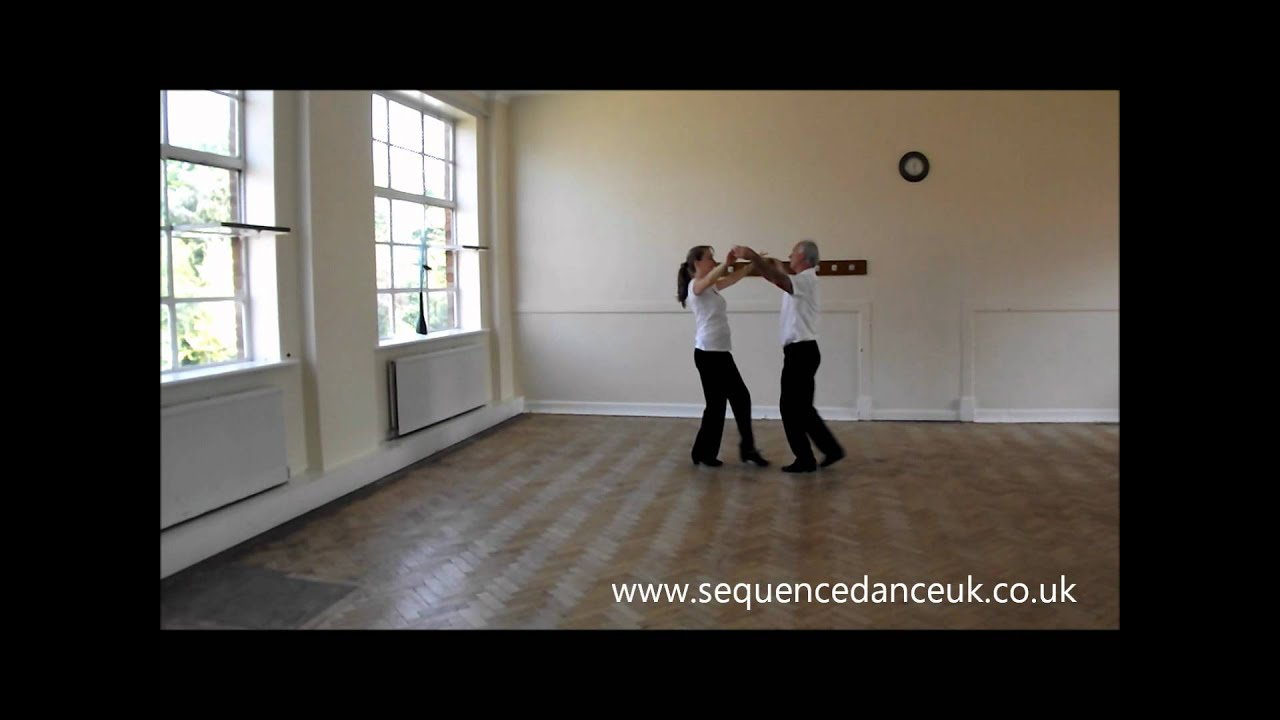 Viennese Swing Sequence Dance to Music