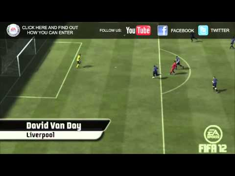FIFA 12 Goals of the Week | Round 2