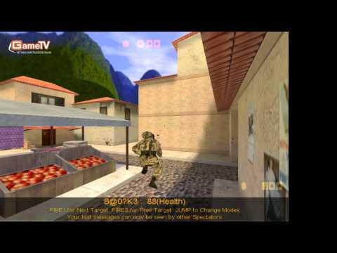 CS 1.1 | G_Bảo kê vs Maisieuphong (HD) 31-7-2013